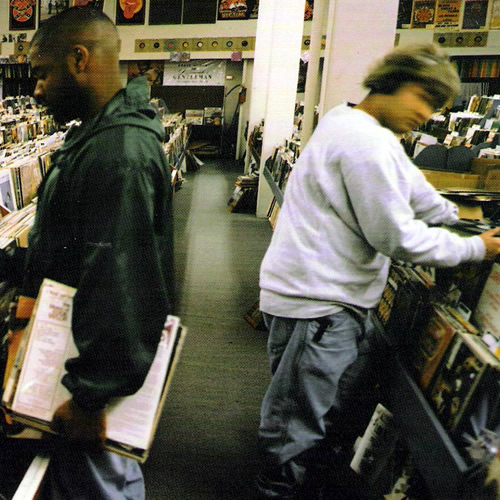 DJ Shadow - Endtroducing...