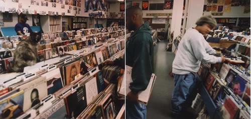 DJ Shadow: Endtroducing
