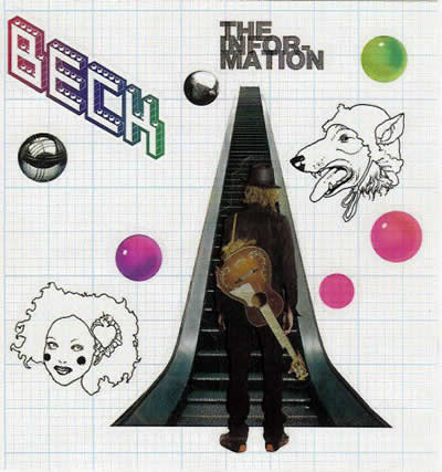 Beck: The Information Custom Cover 2