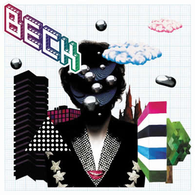 Beck: The Information Custom Cover 5