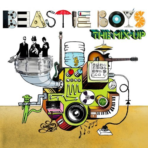 Beastie Boys The Mix Up