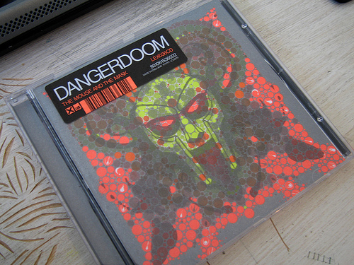 Dangerdoom: The Mouse and the Mask UK jewel case