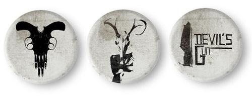 Devils Gun Badges