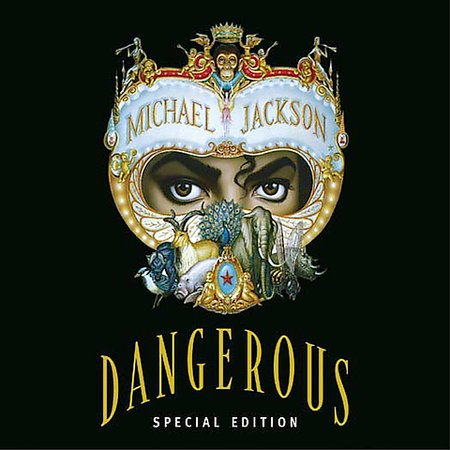 Michael Jackson: Dangerous » Sleevage » Music, Art, Design.