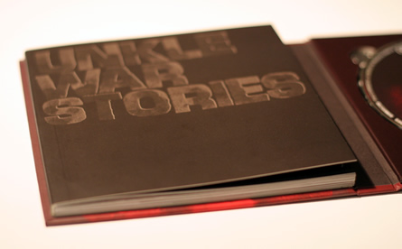 UNKLE - War Stories - Booklet
