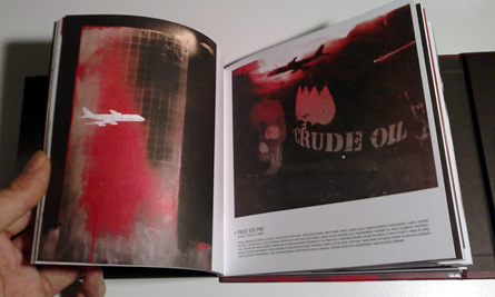 UNKLE - War Stories - Booklet 1