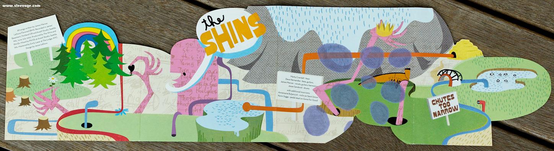 The Shins: Chutes to Narrow Flat Front