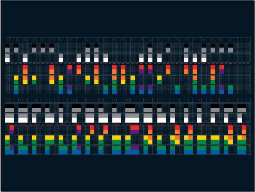 Coldplay X&Y Alphabet