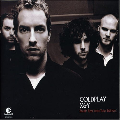 Coldplay XY Asia Edition