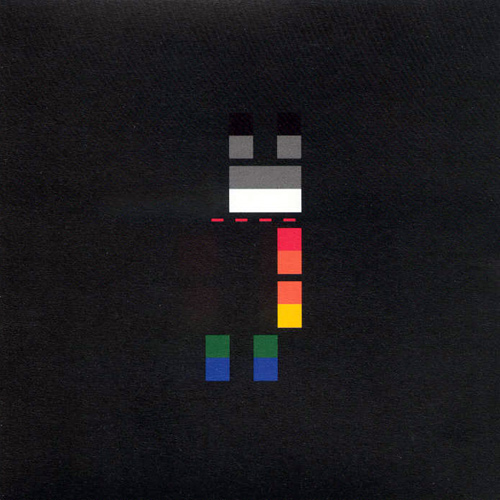 Coldplay Talk Black