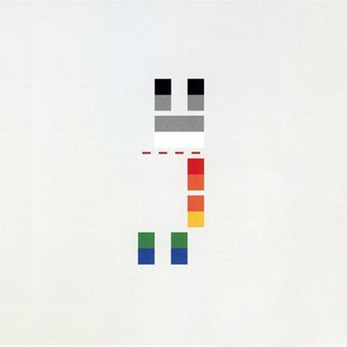 Coldplay Talk White