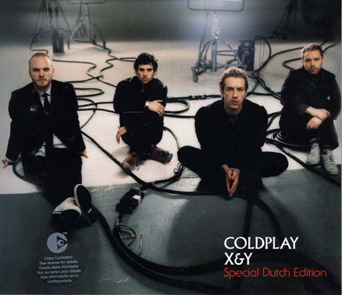 Coldplay Dutch Edition