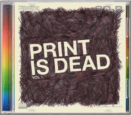 YOURCODENAMEIS:MILO - Print is Dead Front