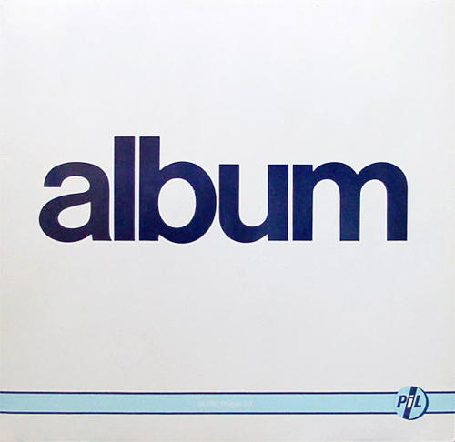 Public Image Ltd. Album