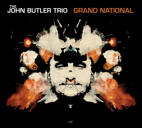 John Butler Trio: Grand National Cover