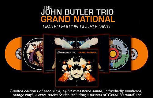 John Butler Trio: Grand National Vinyl