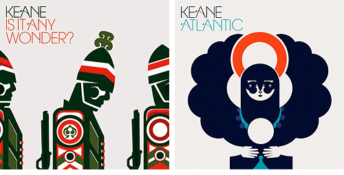 Keane: Under The Iron Sea » Sleevage » Music, Art, Design.