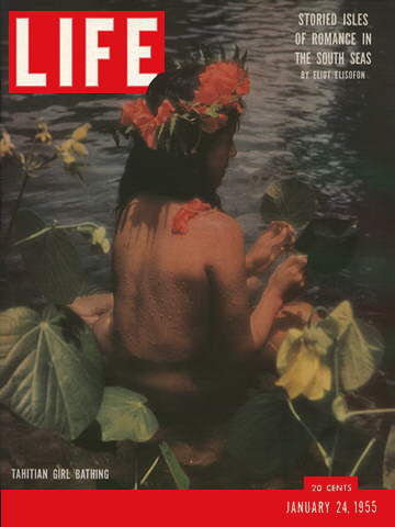 Life Cover 1955