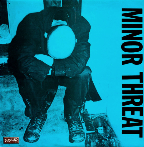 Minor Threat: Minor Threat Blue