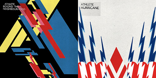 Athlete: Beyond The Neighbourhood With Text