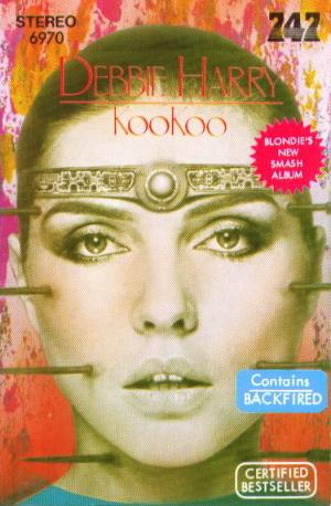 Debbie Harry: Koo Koo Cassette