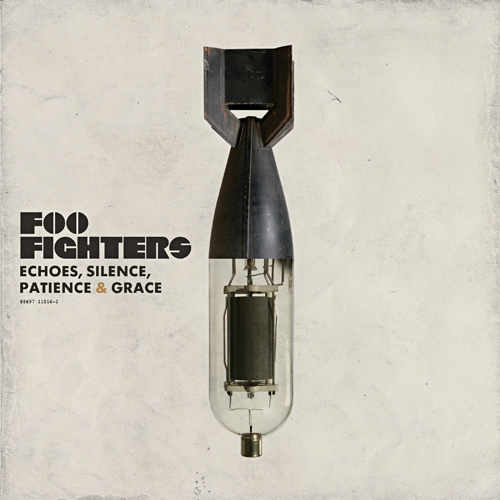 Foo Fighters: Echoes, Silence, Patience & Grace Cover