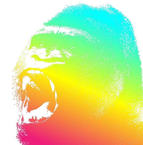 Gorilla Grip Monkey