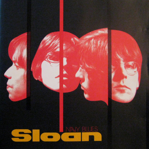 Sloan - Navy Blues