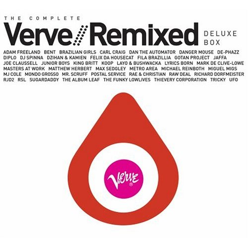 Verve: Remixed Box Set