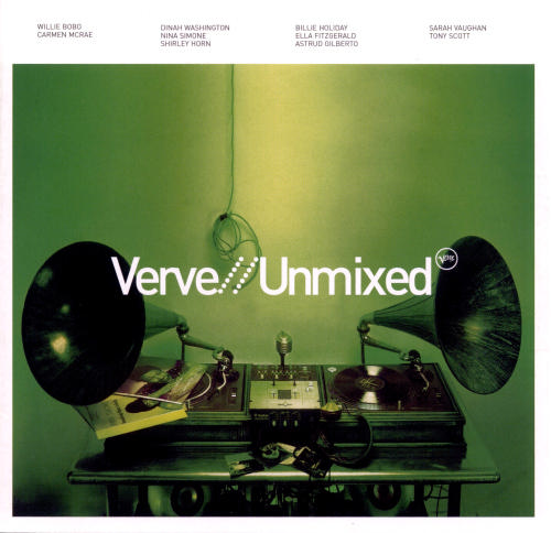 Various Artists - Verve Unmixed 2