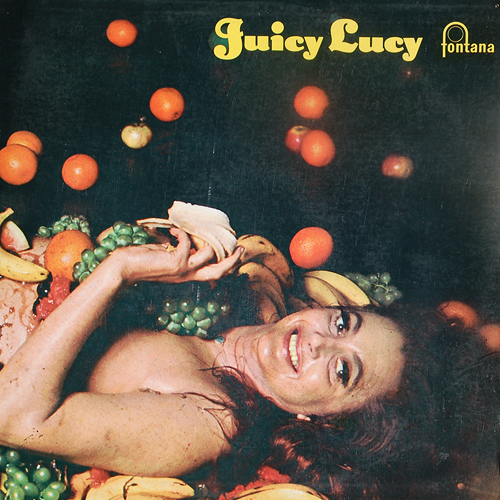 Juicy Lucy Album cover