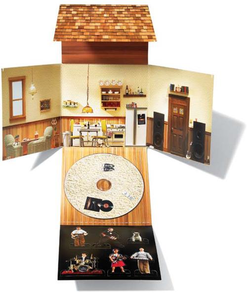 Vonnegut Dollhouse - Ornamental Etherworld - Cutout 1