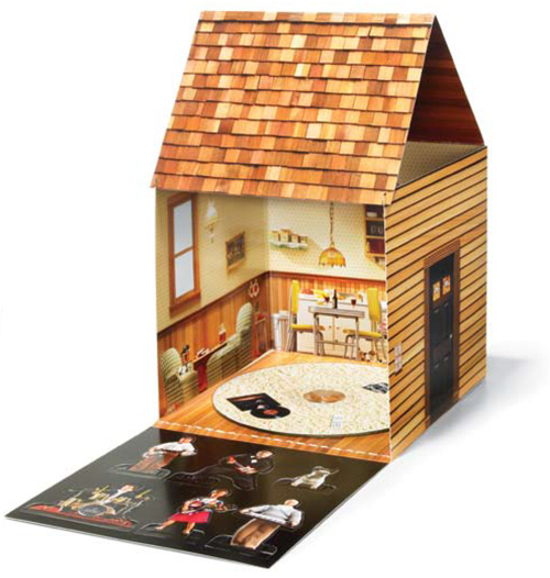 Vonnegut Dollhouse - Ornamental Etherworld - Cutout 2