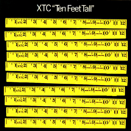 XTC: Ten Feet Tall