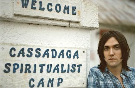 Bright Eyes: Cassadaga Sign