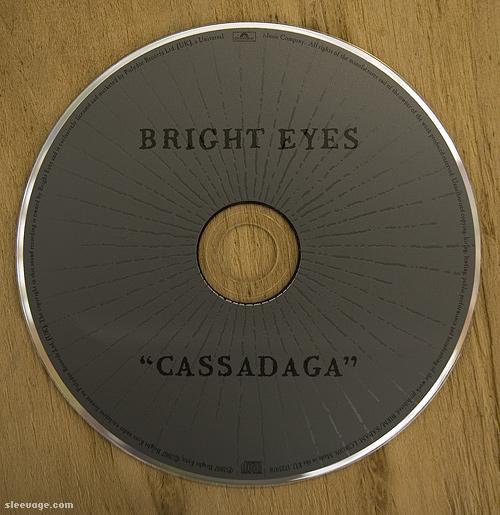 Bright Eyes: Cassadaga CD