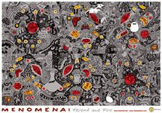 Menomena: Friend and Foe Poster