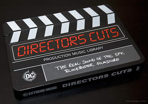 Extreme Music: Directors Cuts DVD