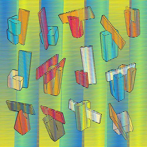 Hot Chip: Colours 5