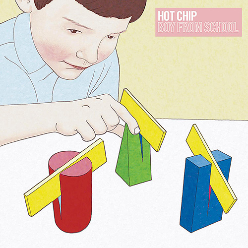 Hot Chip: Boy From School 1