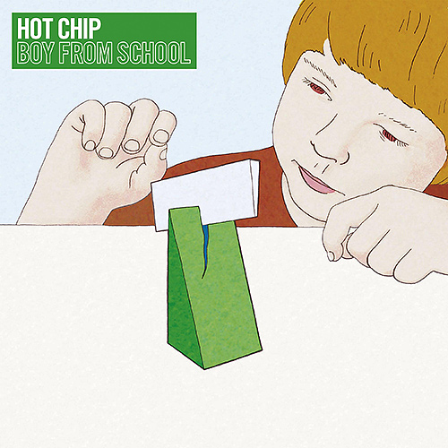 Hot Chip: Boy From School 2