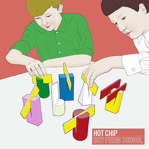 Hot Chip: Boy From School 3