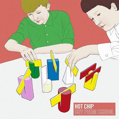 Hot Chip: Boy From School 3