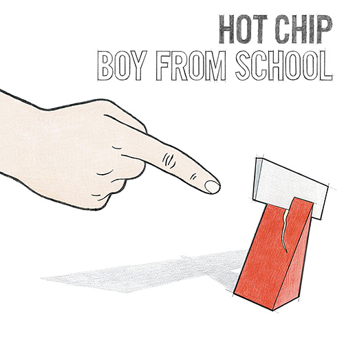 Hot Chip: Boy From School 4