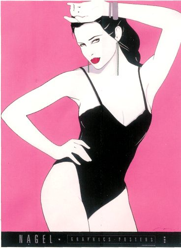 nagel black teddy