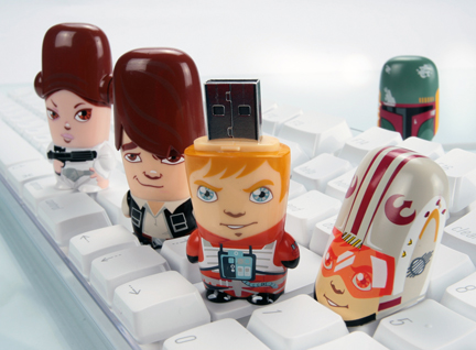Star Wars USB  drives Boba Fett