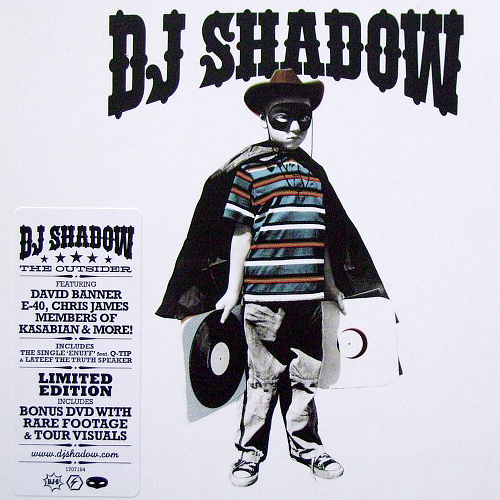 DJ Shadow: The Outsider Limited