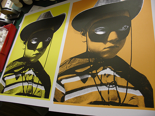 DJ Shadow: The Outsider Prints