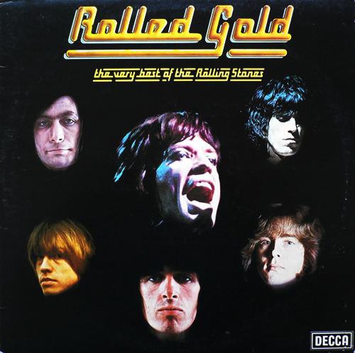 Rolled Gold: The Rolling Stones 1975