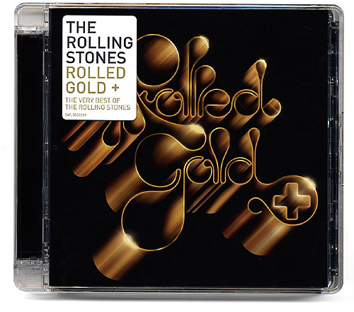 Rolled Gold+: The Rolling Stones Jewel Case